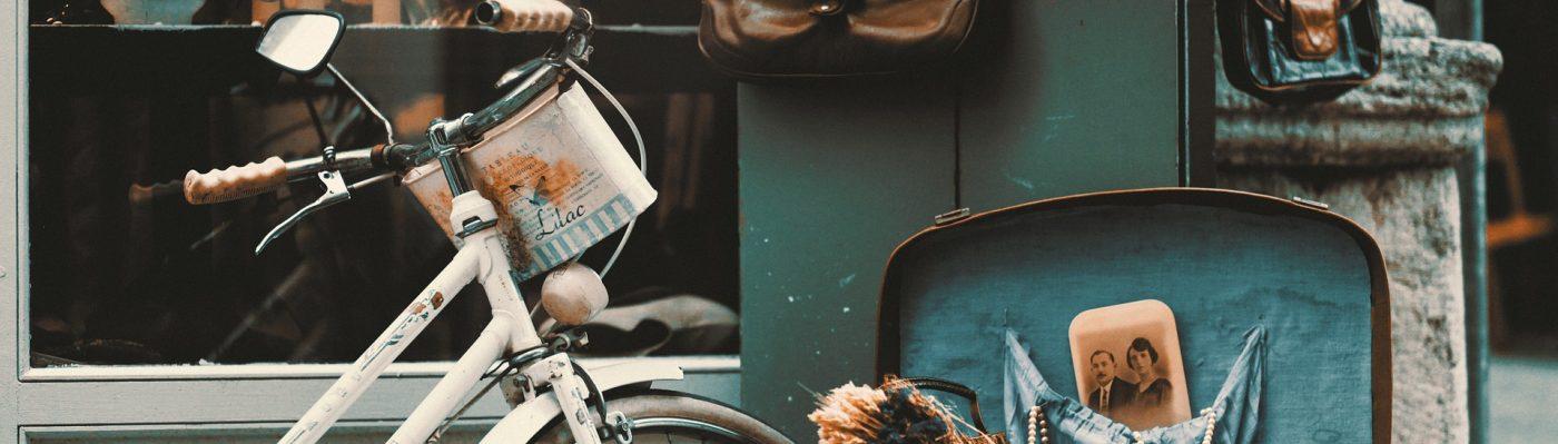 die fahrradhändlerin